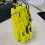 Honeycomb Tool Holder